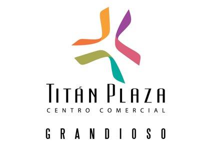 Logo Titán Plaza Centro comercial